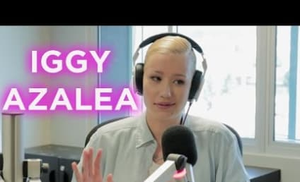 Iggy Azalea on Eminem: He's White, Too! How Come No One Hates Him?!