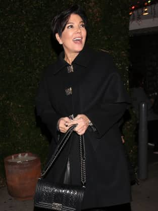 Kris Jenner, Out on the Town