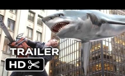 Sharknado 2 Trailer: It's the Second One!