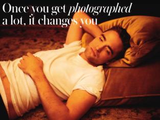 Robert Pattinson for Instyle UK