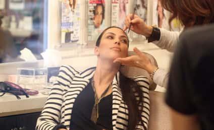 Kim Kardashian Offers Style Tips