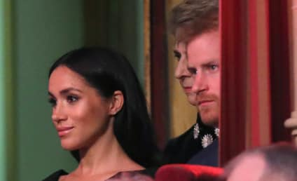 Meghan Markle: Nude Pregnancy Shoot to Come?!?