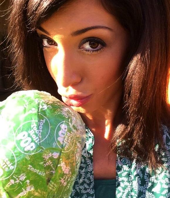 Farrah Abraham Lips Photo