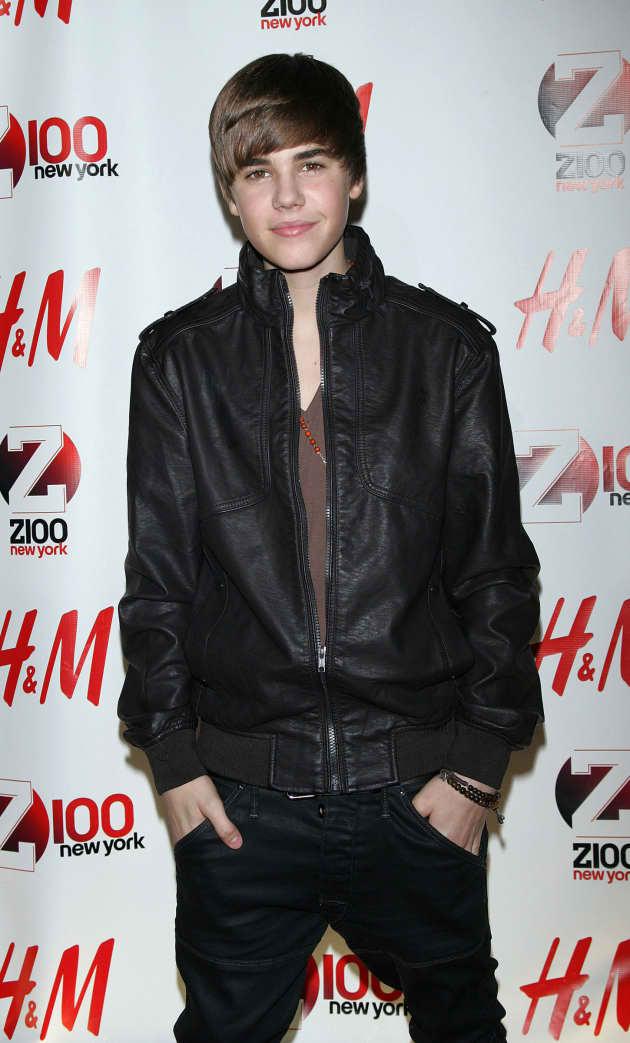 Bieber at the Ball