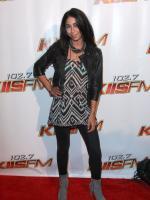 Courtenay Semel on the Red Carpet