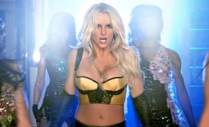 "Britney Spears ""Work Bitch"" Video: Banned in the UK!"