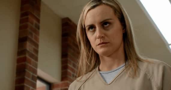 Piper Chapman: Orange is the New Black