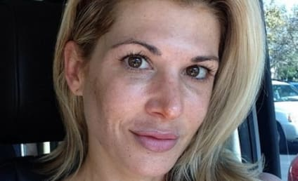 Alexis Bellino Goes Makeup Free, Shills Up a Storm