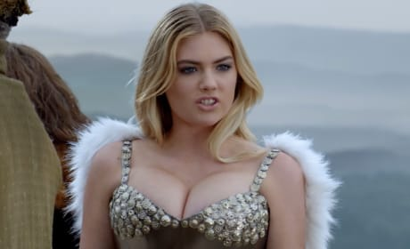 Kate Upton: Game of War Commercial