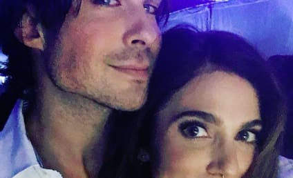 Ian Somerhalder and Nikki Reed: Sorry About That Birth Control Joke ...
