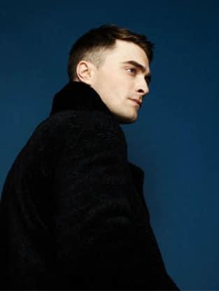 Daniel Radcliffe Flaunt Photo