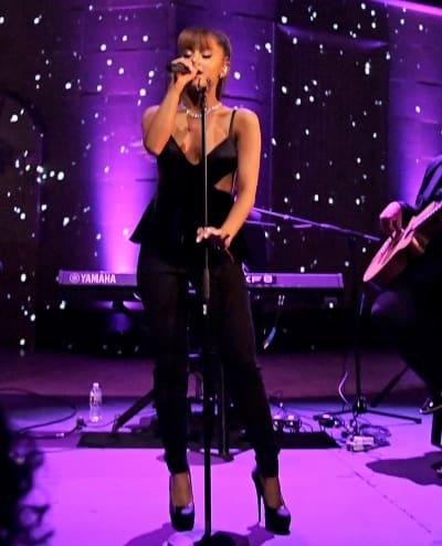 Ariana Grande from 2016