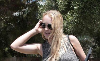 Lindsay Lohan: Headed to the Morgue