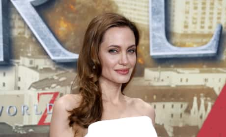 Angelina Jolie undergoing a masectomy is...