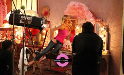 Britney Spears Featured in New Candie's Ads