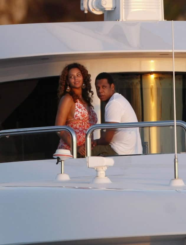 Beyonce and Jay-Z Photo