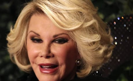 Joan Rivers: North West Is Ugly!