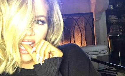 Khloe Kardashian Gushes Over Saint West: He's SO Cute!