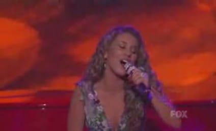 Haley Reinhart. Sings. Sexy.