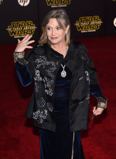 Carrie Fisher Rules!