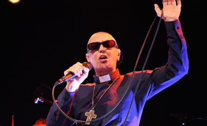 Sinead O'Connor Pens Apparent Suicide Note; Did She Overdose?