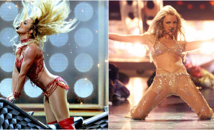 Britney Spears Did Her 2000 VMAs Self Proud at the 2016 Billboard Music Awards