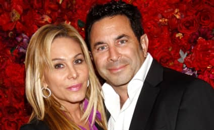Adrienne Maloof to Battle with Ex Over Custody of Children