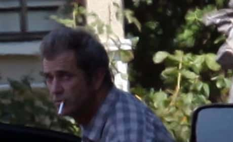 Smokin' Mel Gibson