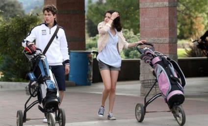 Love on the Links? Nick Jonas and Selena Gomez Go on Golfing Date