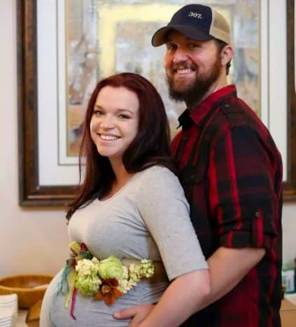 Maddie Brown and Husband