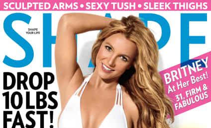 Britney Spears Bikini Cover: Extreme Photoshopping 101?