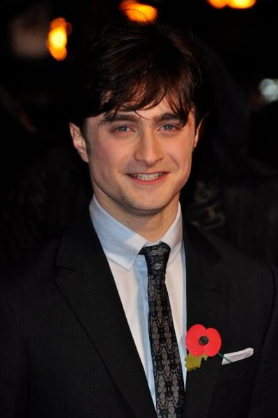 Harry Potter Premiere Pic