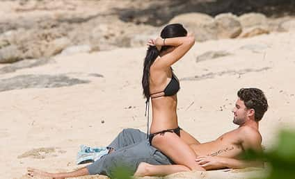 Jayde Nicole and Brody Jenner PDA of the Week