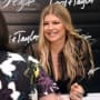 Fergie Makes an Appearance at Lord & Taylor in New York