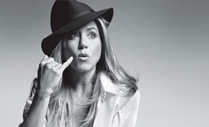 More Jennifer Aniston Photos from GQ