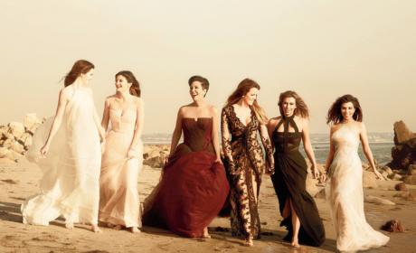 Kardashians Family Photo