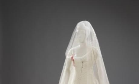 Gwen Stefani's Galliano Wedding Gown