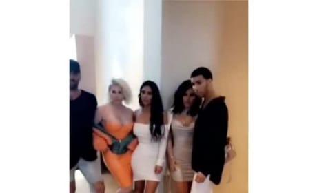 Kim Kardashian: What's Happening to Her Butt?!