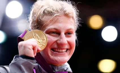 Kayla Harrison Overcomes History of Sexual Abuse, Wins Gold
