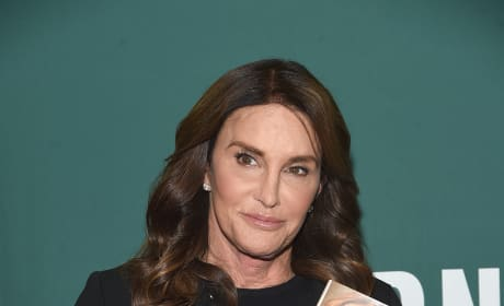 Caitlyn Jenner and Her Book