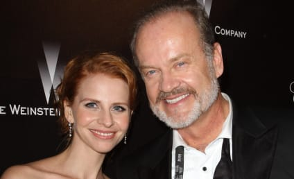 Kelsey Grammer, Wife Renew Wedding Vows in Las Vegas