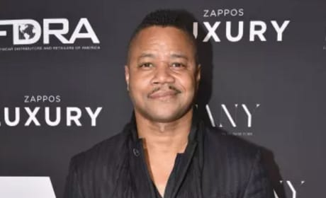 Cuba Gooding Jr. Gets Wasted, Curses Off Awards Show