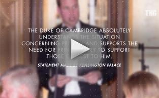 Prince William Backs Prince Harry and Meghan Markle