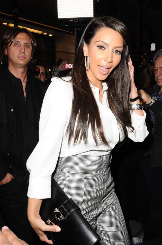 Kim Kardashian, Out and About