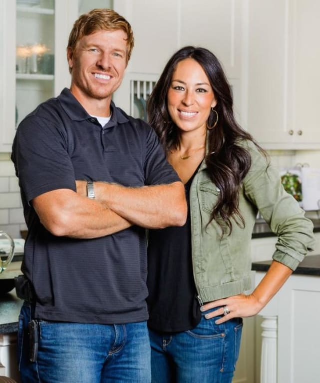 A Feud with Fixer Upper?