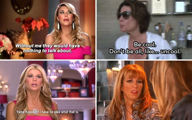 Brandi glanville gives good tv