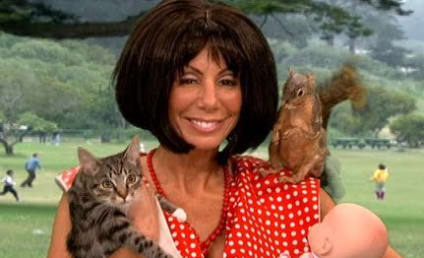 Danielle Staub: The Next Sitcom Star?!?