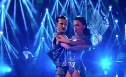 Jana Kramer Dances the Tango to One Tree Hill Theme Song