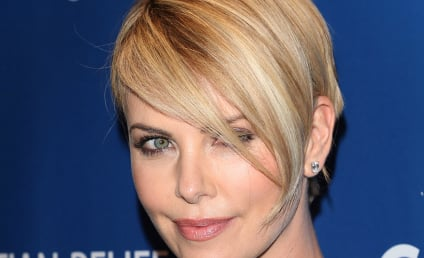 Charlize Theron Puts Son in Time Out, Cops Respond to Toddler's Noisy Reaction