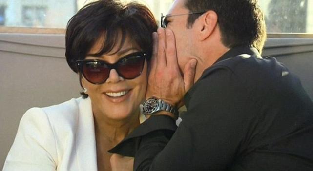 She cheated on Robert Kardashian